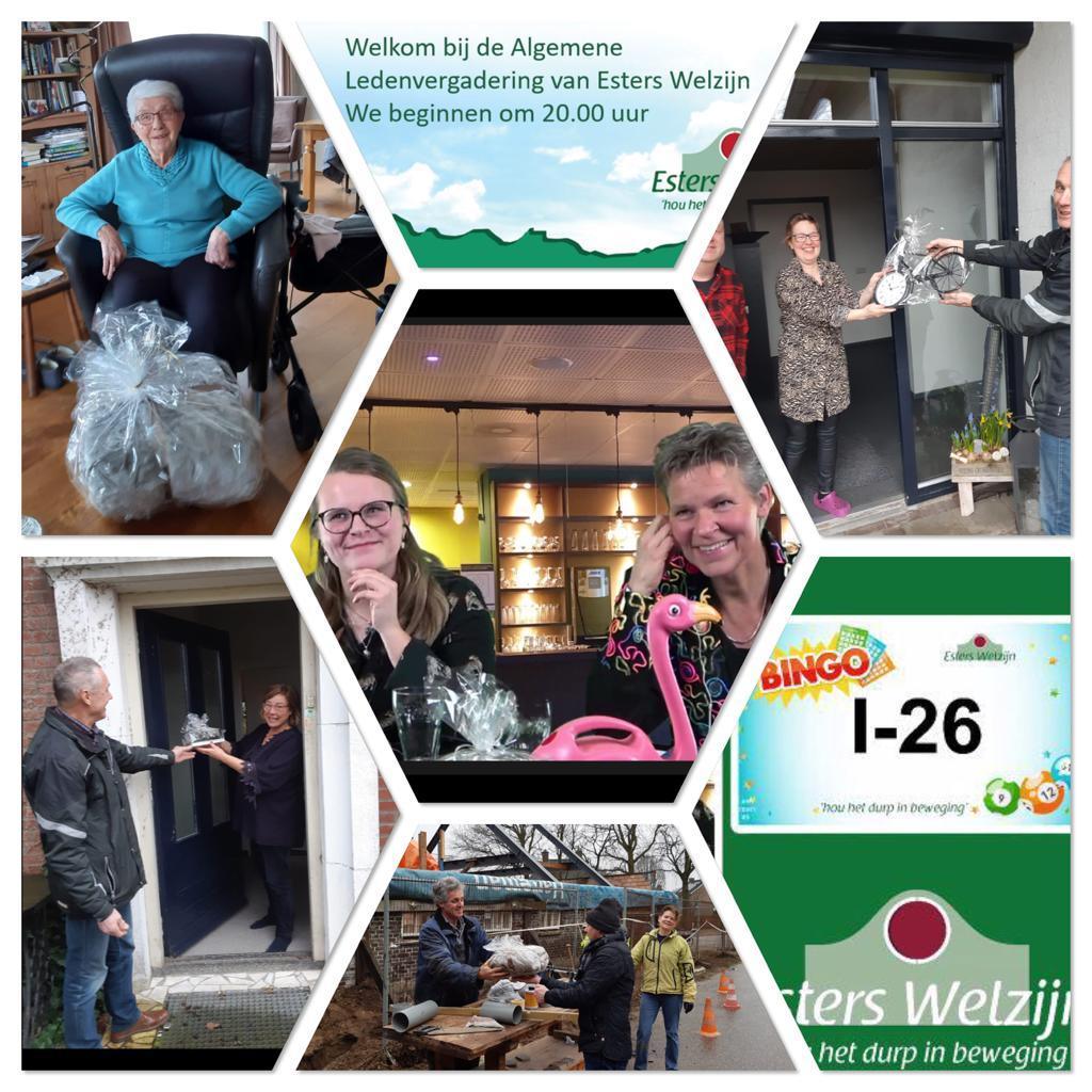 Esters Welzijn prijsuitreiking 20210209